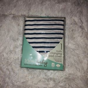 Other - NWOT Muslin changing pad cover